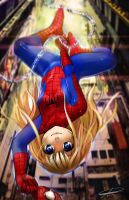 Spider-Chan by knighthead