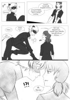 ML Comic: Puurrrove It! (MariChat) Page 2 by 19Gioia93