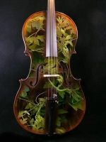 Cello Vines: Entangling Sound by PulchraAnima