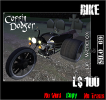 Coffin Dodger by truemouse