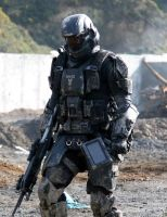 Halo O.D.S.T. Cosplay idea by Grabacr96