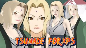 Naruto UNS3 - Tsunade FOR XPS!! by ASideOfChidori
