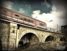 Passing Train by PaSt1978