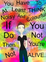 THINK COLOURS... by meks-the-gypsy