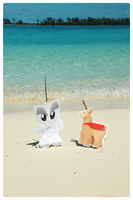 Greetings from The Bahamas by Ikue