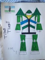 Titan Tlingit (first attempt) by Ericthepilot