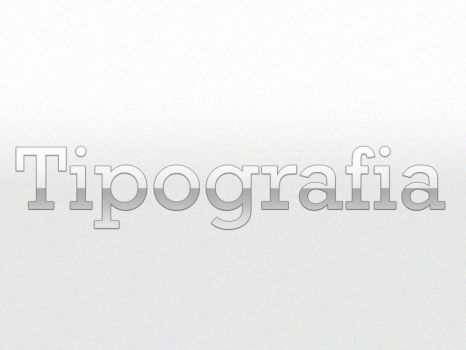 Tipografia 01 by agawebdesign