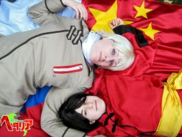 :APH: Communist Love II by sooshiki