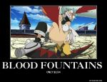 Blood Fountains by AlphaMoxley95