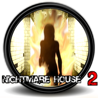 Nightmare House 2 Circle Icon By Myselph by bymyselph