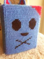 Pook Kleenex Cover - Face Panel by AprilMoonshine