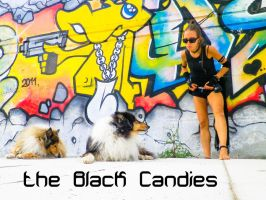 the Black Candies by hermio