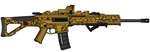 D.I.I. ACR Mod-A (Camo Demonstration - MS-Paint) by Lord-DracoDraconis