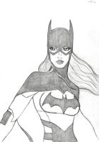 Batgirl - 2012 by amwoolsey94
