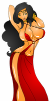 BSL: Dance of a Seductress by XennyDiemes