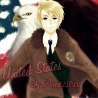 I am the United States by gorse1995
