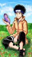 Shino's Butterfly by Dwellin
