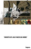 Urban decay - July by ramen-yum