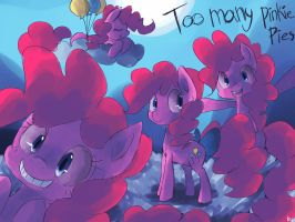 too many by BerryDrops