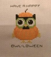 Owl-Loween Hootie by jeania85