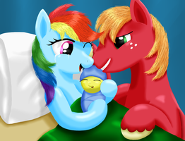 RD and Big Mac by ROBBERGON