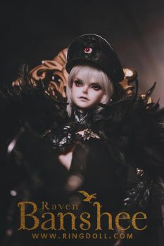 Ringdoll new doll Raven-01 by Ringdoll