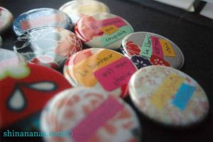 Badges serie 2 by faratiana