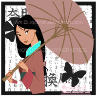 Mulan- Who Is That Girl I See? by rockroll