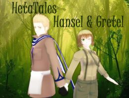 RPG Game HetaTales Hansel and Gretel Part I by HetaliaIsMagic