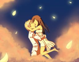TamaxHaru: Falling in love by loliiypop