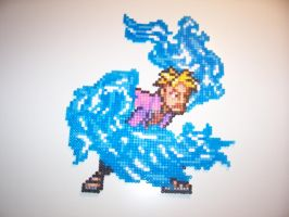 Marco the Phoenix Bead Sprite by TameFlame