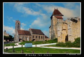BLANDY LES TOURS by bracketting94