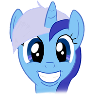 Megahappy Colgate. by BronyQuest
