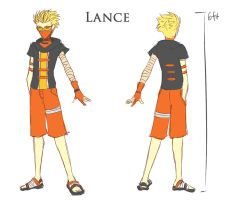 Lance PvP Outfit by AzureReilight