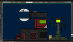 Outmode Snapshot ALPHA -- Zuse and Erma's Home by JamesTechno998