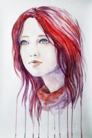 Red hair by sashajoe