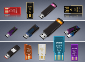 USB Thumb and MINI Drives by zman3
