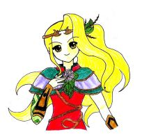 Viridi from my opinion by Riccanchan