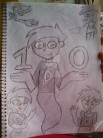 10 years of ghost boy by mrstoonation