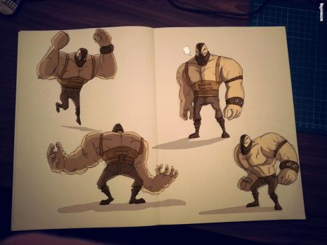 More Bane by Xennethy