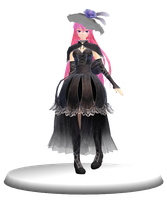 Luka Gothic by ChoiMinYeon