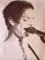 Brian Molko 2 by Chooz
