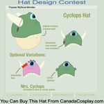 Mythical Creature Hat by Super-man14