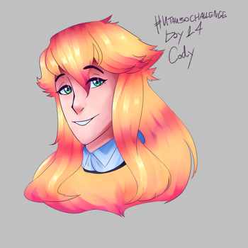 UTAU30Challenge Day 14 by Disties