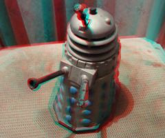 Anaglyph Experiment 12 by JohnnySix