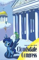 Cloudsdale congress art contest entry by samszym
