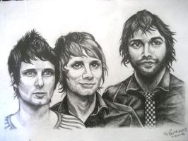 Muse, Mercury music prize by Cohl