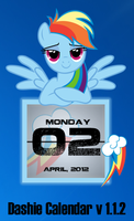 Rainbow Dash Calendar V1.1.2 by SNX11
