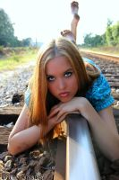 Rail Slide with Lace by 904PhotoPhactory