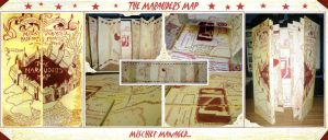 The Marauders Map - FOR SALE - 20% Off! by Terry-L-T-Kitto